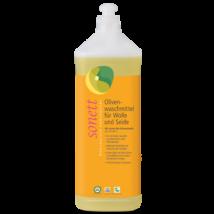 Sonett Folyékony mosószer gyapjúhoz és selyemhez - oliva 1 liter