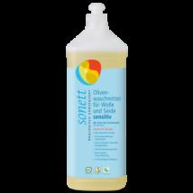 Sonett Folyékony mosószer gyapjúhoz és selyemhez - oliva, szenzitív 1 liter