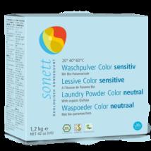 Sonett Mosópor színes ruhához - szenzitív 1,2 kg