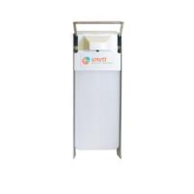Sonett Adagoló fali tartó pumpás 1 liter