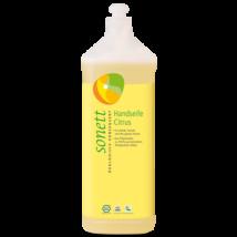 Sonett Folyékony szappan - citrom 1 liter