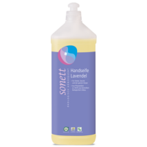 Sonett Folyékony szappan - levendula 1 liter