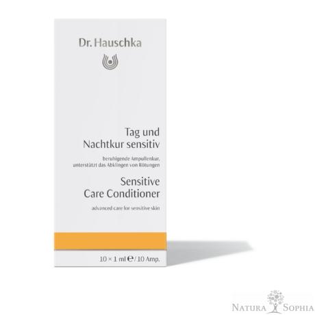 Dr. Hauschka Ampullakúra - érzékeny bőrre