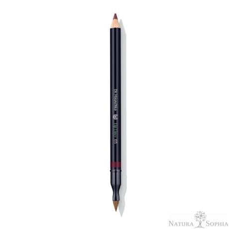 Dr. Hauschka Szájkontúr ceruza 03 - mahagóni fa