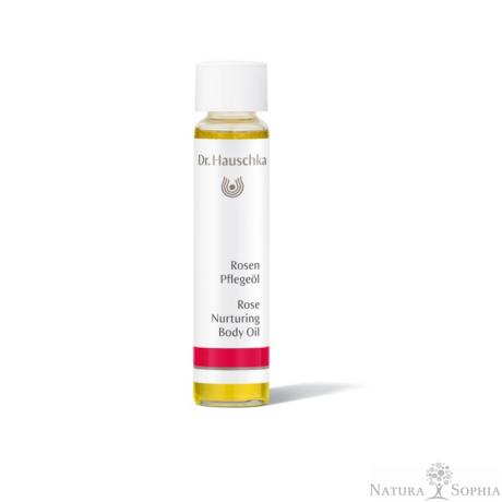 Dr. Hauschka Rózsa ápoló olaj 10 ml - próba