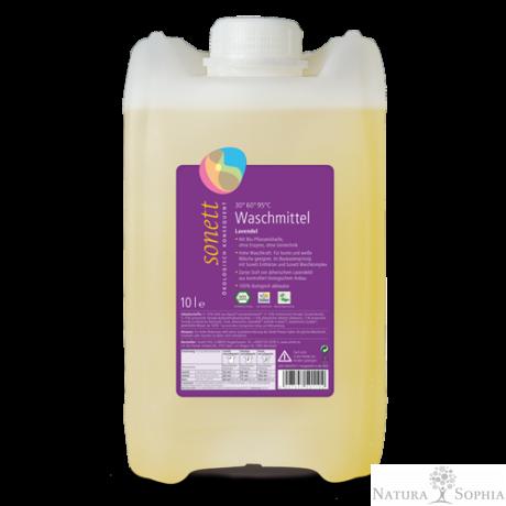 Sonett Folyékony mosószer - levendula 10 liter