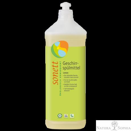 Sonett Mosogatószer - citrom 1 liter