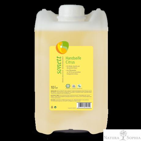 Sonett Folyékony szappan - citrom 10 liter