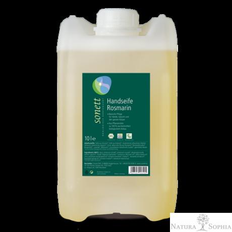 Sonett Folyékony szappan - rozmaring 10 liter
