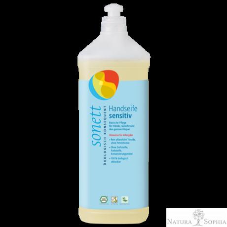 Sonett Folyékony szappan - szenzitív 1 liter