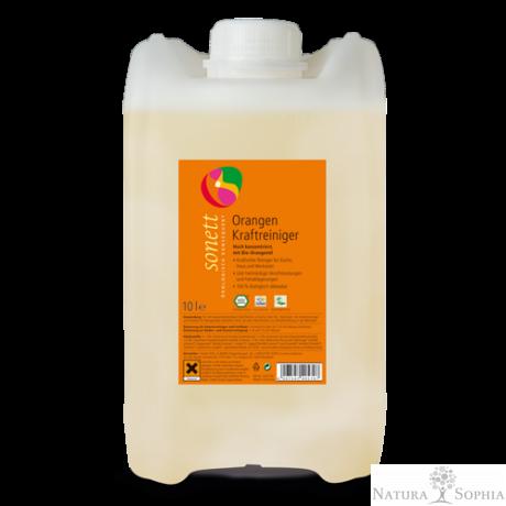 Sonett Zsíroldó tisztítószer - narancsolajos 10 liter