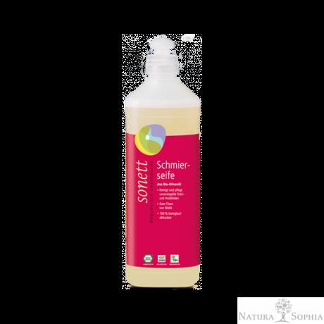 Sonett Padlótisztító-kenőszappan (puha szappan) 0,5 liter