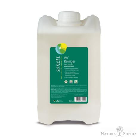 Sonett WC tisztító Cédrus és Citronella 10 liter